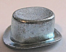 Hasbro Monopoly standard top hat pewter token charm miniature.