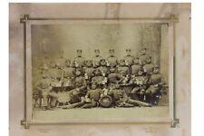 Metz 4.Infanterieregiment , großes Foto, um 1900