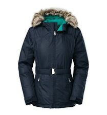 The North Face Women's Navy Greenland 550  Goose Down Waterproof Coat Size XXL