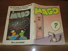 IL MAGO NUMERO 81 DICEMBRE 1978 LI'L ABNER DICK TRACY NILUS
