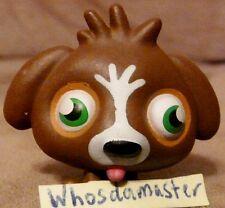 Moshi Monsters Series 1 #38 MCNULTY Puppy Dog Moshling Mint OOP Free US CS