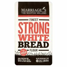 Marriage's Finest Strong White Flour - 1.5kg (3.31lbs)