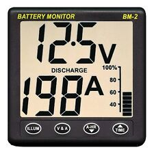 NASA Marine Clipper BM2 Battery Monitor Strumento 12 VOLT