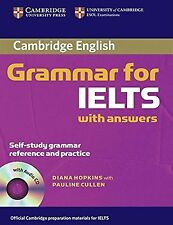 Cambridge Grammar for IELTS Student's Book with Answers and Audio CD... NEW BOOK
