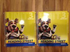 Scott Foresman READING STREET Grade 4, Unit 3 Teacher's Edition Volume 1 & 2 NEW