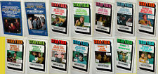 Star Trek complete set of 12 FotoNovels and 2 movie photostory books TMP TWOK