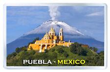 PUEBLA MEXICO FRIDGE MAGNET SOUVENIR IMAN NEVERA