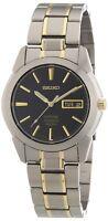 Seiko Men's SGG735 Titanium Titanium Two Tone Bracelet Watch