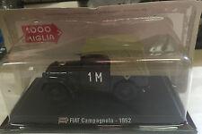 "DIE CAST 1000 MIGLIA "" FIAT CAMPAGNOLA - 1952 "" + BOX 2 SCALA 1/43"