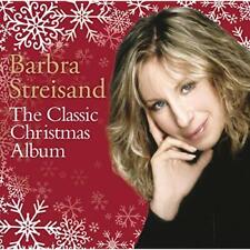 BARBRA STREISAND - THE CLASSIC CHRISTMAS ALBUM - CD (2013)
