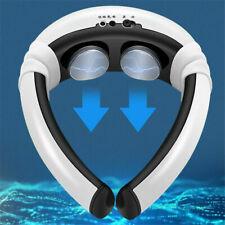 Pro Electric Cervical Neck Massager Body Shoulder Relax Massage Relieve DE TOP