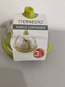 Ernesto Garlic Container