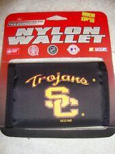 USC Trojans nylon wallet by Rico