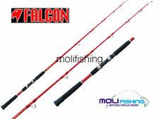 Canna da pesca traina Falcon Peppers Vortex Stand Up 30/50 lbs e Mul.elettrico