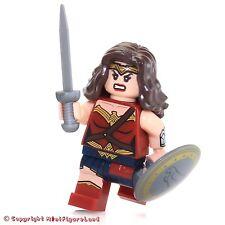 LEGO Super Heroes: Batman/Superman MiniFigure - Wonder Woman (Set 76046)