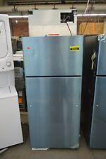 "Ge Gie17Gsnrss 28"" Stainless Top-Freezer Refrigerator Nob #92996 Hrt"