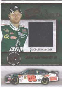 2009 Press Pass Pieces Dale Earnhardt Jr, RU Car Cover