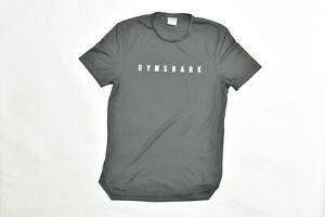 Gym Shark Men's Adult Sz L Tee Shirt T Regular Athletic Gear Athlethic Casual Sh