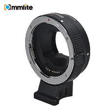 Commlite Adapter Auto Focus CM-EF-NEX B for Canon EF Lens to Sony E Mount Camera