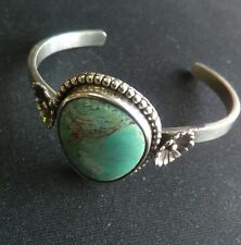 cuff Turquoise silver