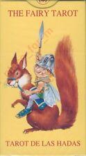 NEW The Fairy Tarot MINI Deck Cards Lo Scarabeo