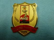 "Coca Cola ""Sydney Security Team"" Pin (LARGE) Sydney 2000 Olympic Games"