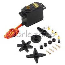 RC Servo MG995 Metal Gear High Speed Torque of Airplane Helicopter Car Boat New