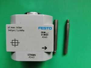 Abzweigmodul Festo FRM-D-MIDI 170685 - NEU, OVP