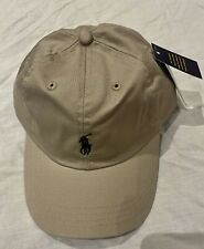 Adults  Size Ralph Lauren Polo baseball hats (beige & Black ) 70%off