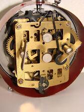 ANCIEN MOUVEMENT DE RÉVEIL WEHRLE POLO / HORLOGE PENDULE OLD CLOCK