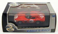 Eagle's Race 1/43 Scale Model Car 1037 - Ferrari 250 GTO 64 #170 TDF 1964