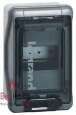 Tableau coffret électrique 4 modules étanche Legrand 01904