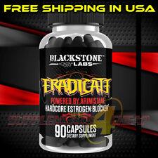 Blackstone Labs Eradicate, Estrogen Block, PCT, FREE SHIPPING,Testosterone Boost
