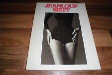 JEANLOUP SIEFF -- EROTISCHE FOTOGRAFIE // Erotic-Film-Bildband Meisterfotos 1988