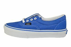 Vans ERA Strong Blue White Suede Skateboarding Sneaker Discount (15) Men's Shoes
