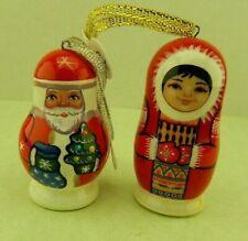 Plastic Russian doll Vesna 26 cm 10/'/' Eskimo boy
