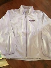 NWT Large Lavender Curves Circuit Trainer Warm Up Jacket