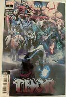 Thor #5 Black Winter - Donny Cates Nic Klein Second (2nd) Print - Marvel Comics