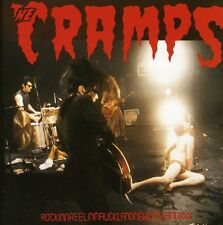 The Cramps - Rockinnreelininaucklandnewzealand [New CD] UK - Import