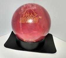Vintage Brunswick RHINO RE Bowling Ball 12lb USA