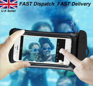 Waterproof Phone Case Pouch Dry Bags for Underwater Sport Diving for all Phones
