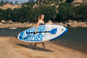 Pre-Season Sales! 10' inflatable stand up paddle board SUP Free shipping