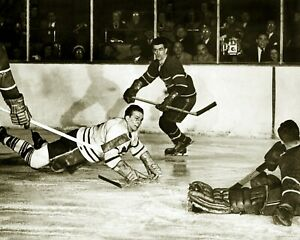 1 - Stanley Cup Winning goal from the 1951 Stanley Cup Final by Bill Barilko