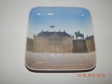 BING & Grondahl B & G PORCELLANA QUADRATO PIN Vassoio Palazzo di Amalienborg 530 455