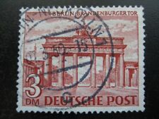 BERLIN GERMANY Mi. #59 used stamp! CV $24.00