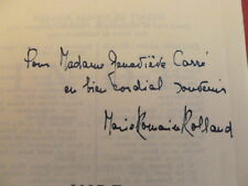 INDE Journal 1915-1943  Romain Rolland Envoi ! Nouvelle édition TBE