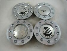 "Set of 4 OEM 2005-2007 Mercury Montego Center Wheel Caps 6 1/8"""