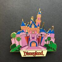 DLR - Large Disneyland Sleeping Beauty Castle Disney Pin 2852