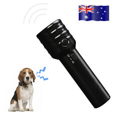 AU Dog Anti Bark Device Control Trainer Repeller Stop Barking Train Ultrasonic