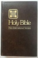 VINTAGE Holy Bible New International Version NIV 1978 Hardcover Zondervan